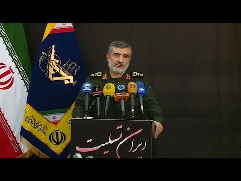 Iran admits shooting