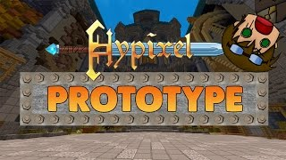 Hypixel Prototype // ER DET EGGWARS?!
