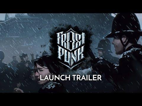 Frostpunk | Trailer de sortie Officiel