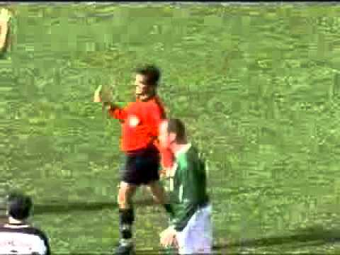 Funny Dancing Referee Soccer Video