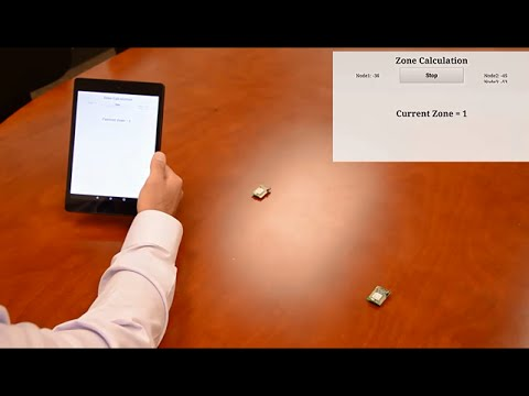 BLE Proximity Demo with Whisper Mode