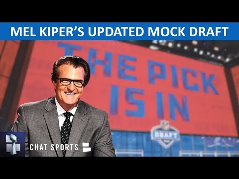 Mel Kiper's Latest NFL Mock Draft: Reacting To All 32 Round 1 Picks During NFL Free Agency