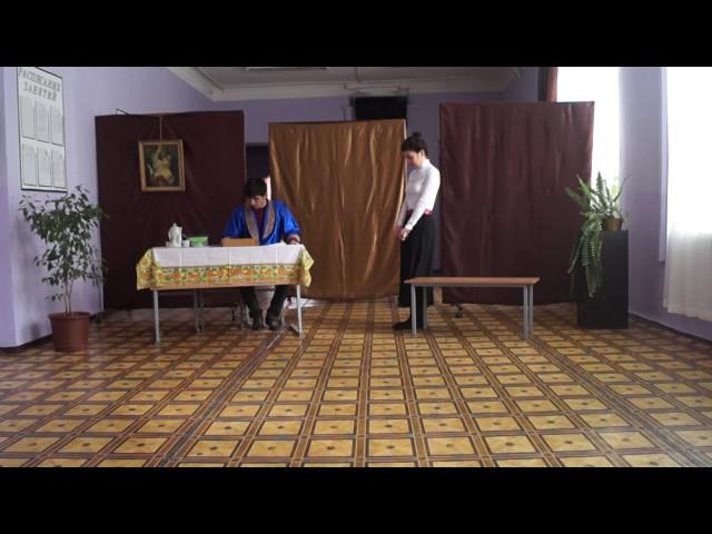 Изображение предпросмотра прочтения – ЕленаМалова представляет буктрейлер кпроизведению «Размазня» А.П.Чехова