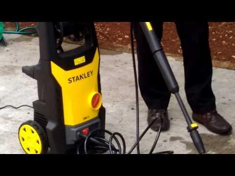 STANLEY Jet Cleaner High Presure SW19 - 130  Bar w/Induction Motor