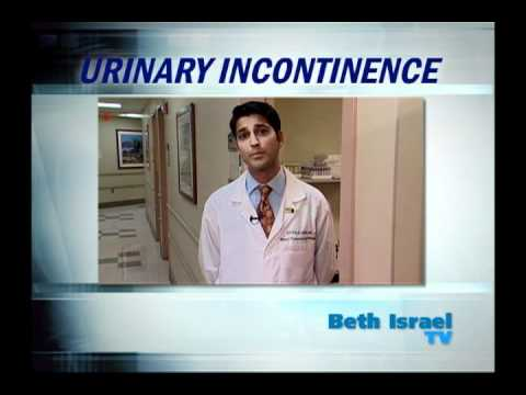 Urinary Incontinence Treatment. Dr. Sovrin Shah, Urologist At Beth Israel Medical Center In NYC