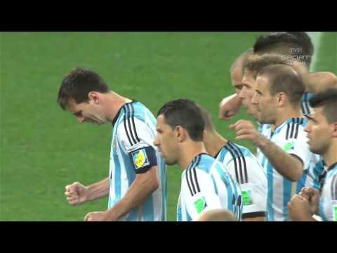 World Cup 2014 Semifinals Netherlands vs Argentina 2014 All Goals/Holandia - Argentyna