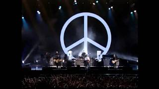 Paul McCartney - A Day in the Life / Give Peace A Chance (Argentina DVD 2010)