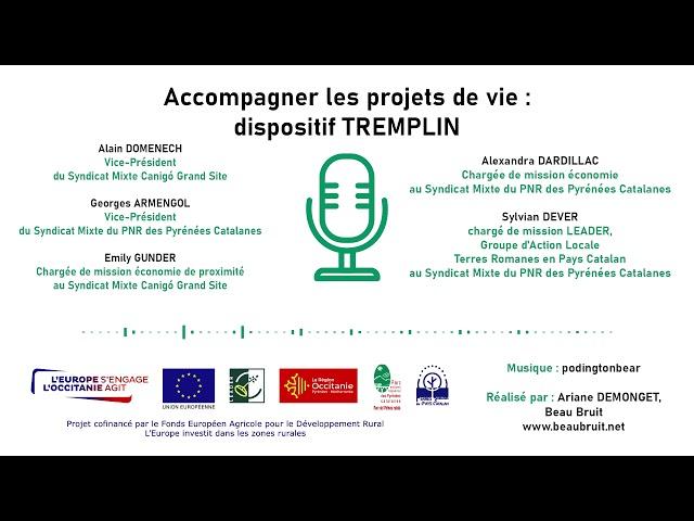 💡⛰️ Accompagner les projets de vie : dispositif TREMPLIN dans les Pyrénées-Orientales - PODCAST