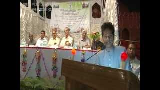 AMU,TheRoyal Baabu Sahab Speech at SS Hall South Aligarh Muslim University Aligarh