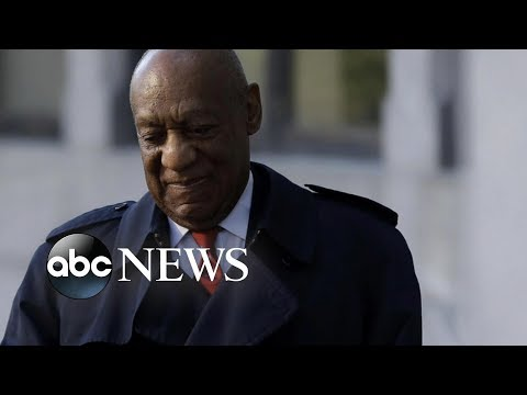 Bill Cosby trial juror speaks out after verdict