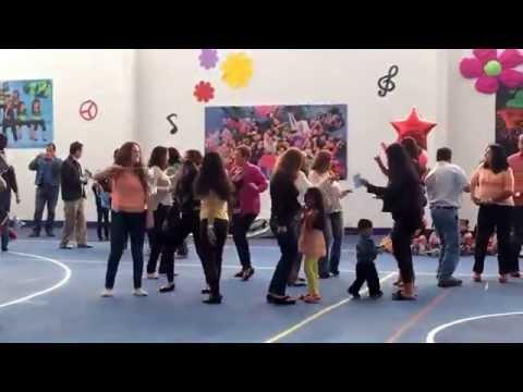Remix papás bailan Primavera Rock CEGL 2014