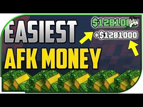 GTA 5 Online -🔥💰350k Dollar Ohne Arbeit!💰🔥[Bester AFK Capture Job, Schnell Viel Geld Machen!]