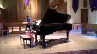 2015 Opus 1 Music Studio Spring Recital - Shira Pinto, Piano