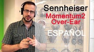 Sennheiser Momentum 2 over ear, review y análisis en español HD1