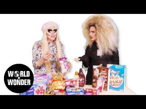 "UNHhhh Ep 74: ""Food"" with Trixie Mattel and Katya Zamolodchikova"