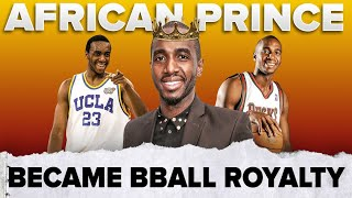 An African Prince Is The NBA's Top Scout 👀 | #shorts