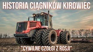 Historia ciągników Kirowiec - Cywilne czołgi z Rosji! [Matheo780]
