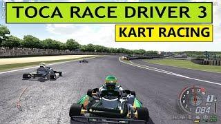 Toca Race Driver 3 Gameplay PC HD Kart Racing 2016