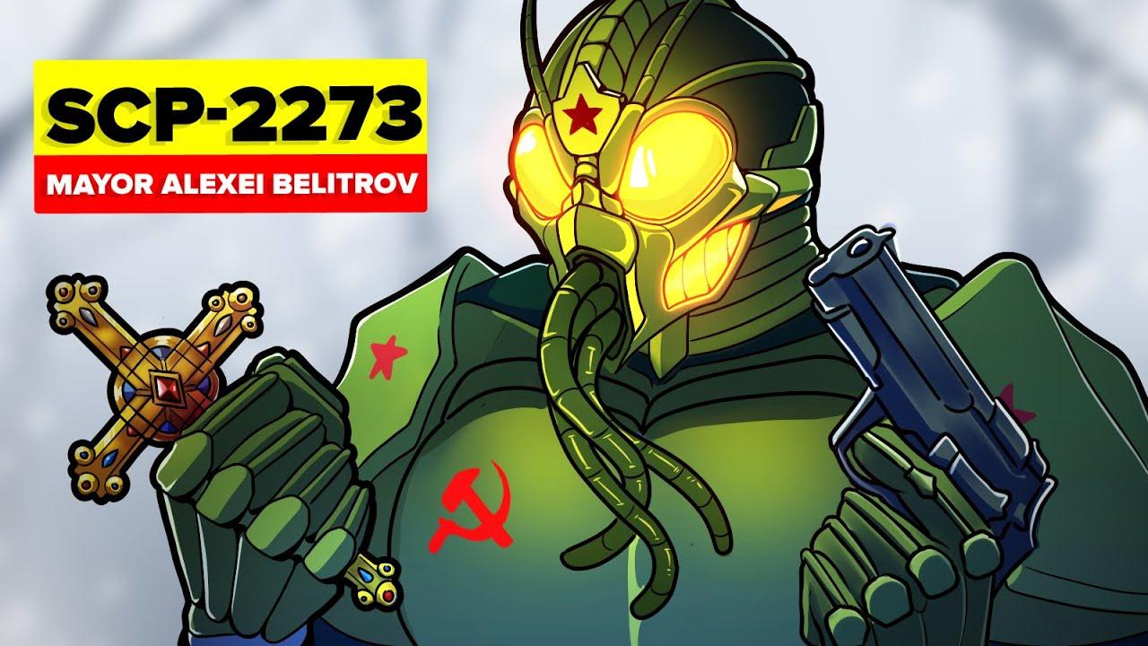 Apa Yang Sebenarnya Terjadi Pada Mayor Alexei Belitrov? Cerita - SCP-2273 (Animasi SCP)