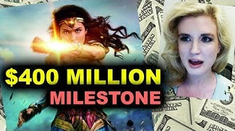 Wonder Woman Box Office hits $400 MILLION Domestic!