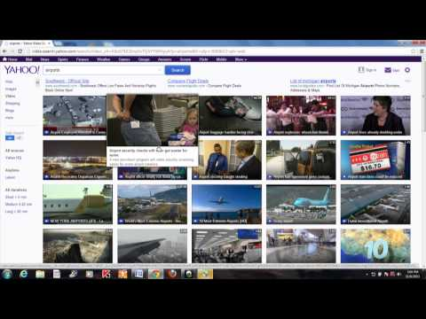 Search Engines - Yahoo, Bing & Ask