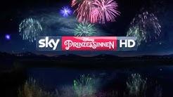 Sky Disney Prinzessinnen HD - Start Ident - 18.03.2016