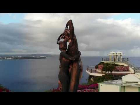 Traveling to the beautiful Guam 4K (DJI MAVIC AIR DRONE : 매빅에어)