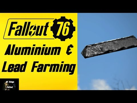 Fallout 76 Aluminium & Lead Farming Guide (Aluminum)