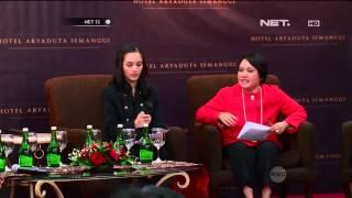 Pendapat Praktisi Media Sosial Mengenai Kasus Video Pelecehan Seksual Chelsea Islan - NET12