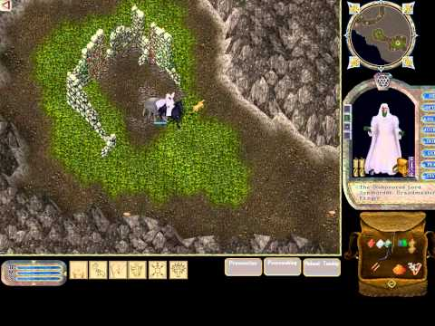 Ultima Online - 159 - Tamer - Taming Nightmare