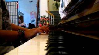 Walking in the Air Piano Cover