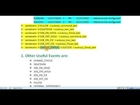 autosys jil download plugin 23 autosys jil validation web