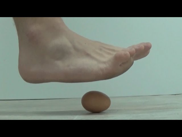 How To Walk On an Egg