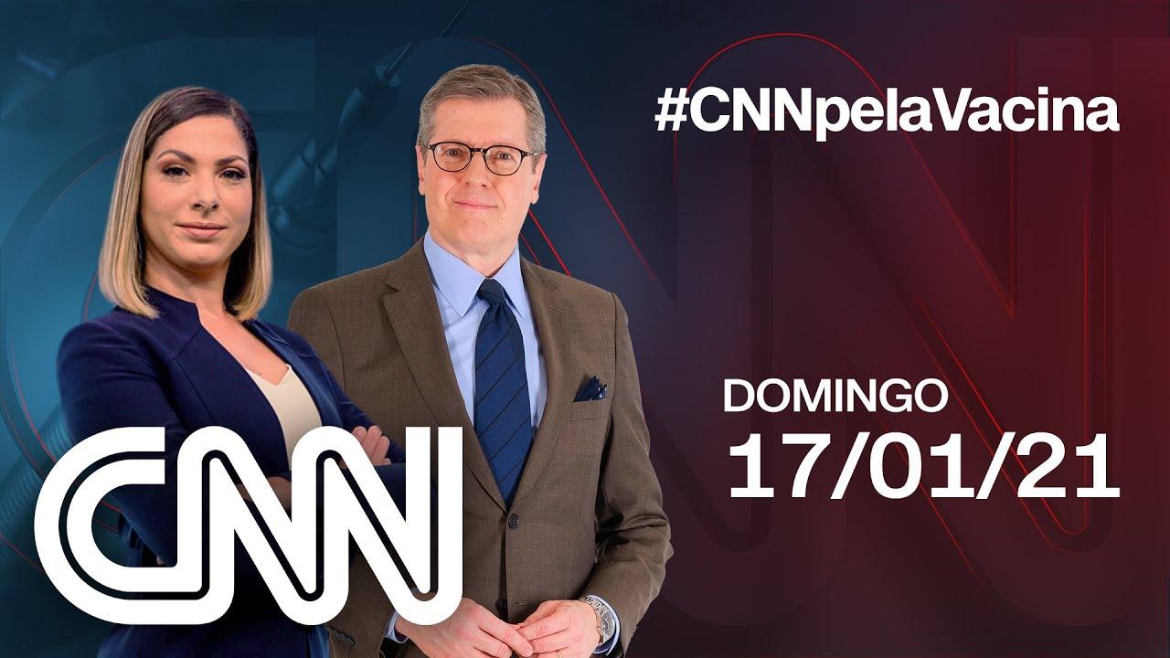 CNN BRASIL PELA VACINA