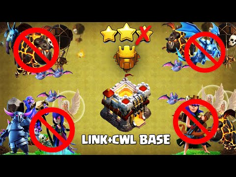 BEST NEW TH11 WAR BASE 2019! With Proof! Best Base + CWL Tested In 15 Wars Clash Of Clans COC