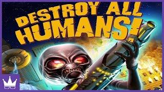 Twitch Livestream | Destroy All Humans Full Playthrough [Xbox]