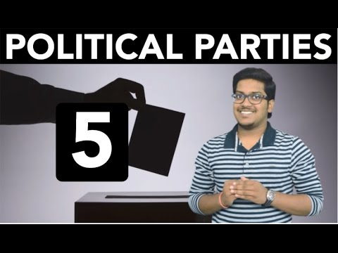 Civics: Political Parties (Part 5)