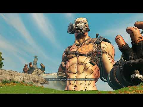lets play Borderlands 3: Psycho Krieg and the Fantastic Fustercluck - part 1 |
