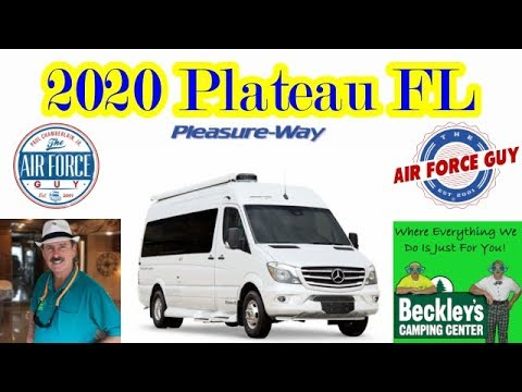 "2020 Plateau FL by Pleasure Way - w/""The Air Force Guy"""
