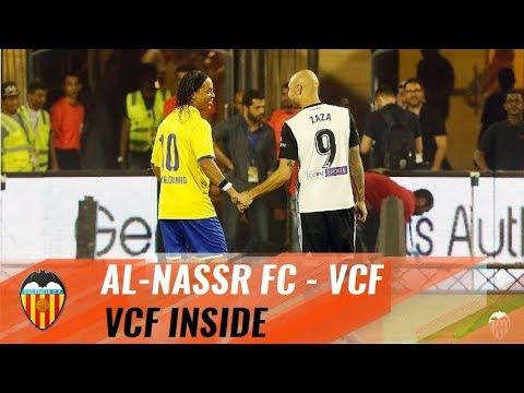 DETRÁS DE CAMÁRAS DEL AL-NASSR FC - VALENCIA CF | VCF INSIDE