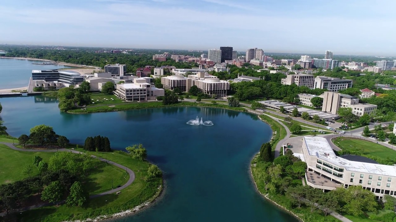 Northwestern University Evanston, Illinois - YouTube