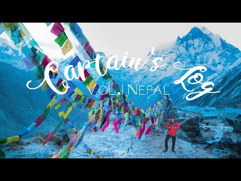 Captain's Log Vol. I Nepal