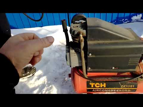 Автомойка и воздушный компрессор TCH  zz1151