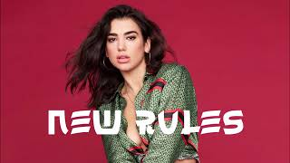 Dua Lipa Feat Thomas André New Rules Remix