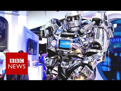 CES 2017: 50 years of gadgets at the giant tech show – BBC News