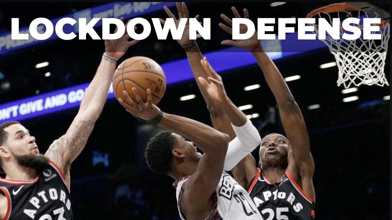 Raptors Present Joel Embiid With Most Aggressive Defence He's ...