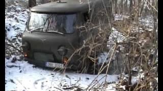 UAZ 452  Rosťa