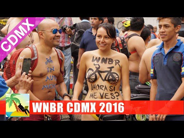 WNBR México 2016