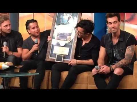 American Authors in Mexico City 2014