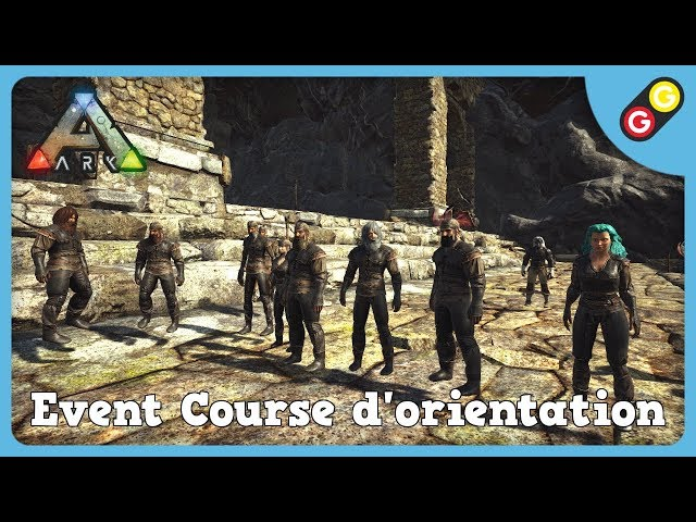 ARK : Survival Evolved - Event Course d'orientation [FR]